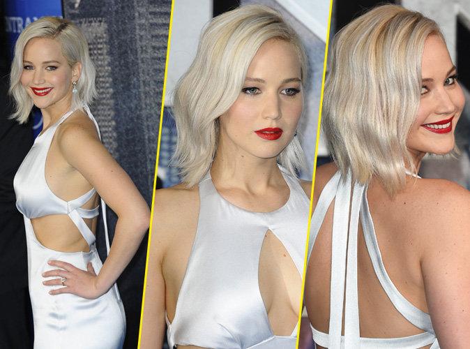 Jennifer Lawrence : Oops, elle se gamelle à l'avant-première de X-Men !