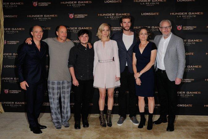 Casting Hunger Games le 9 novembre 2015