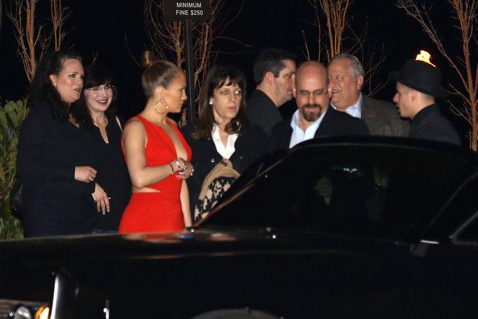 Photos : Jennifer Lopez : après-midi shopping en famille avant les Grammys !