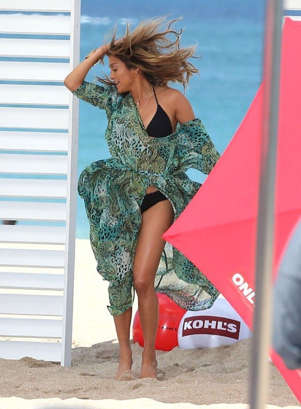 Jennifer Lopez le 5 mai 2013 à Miami