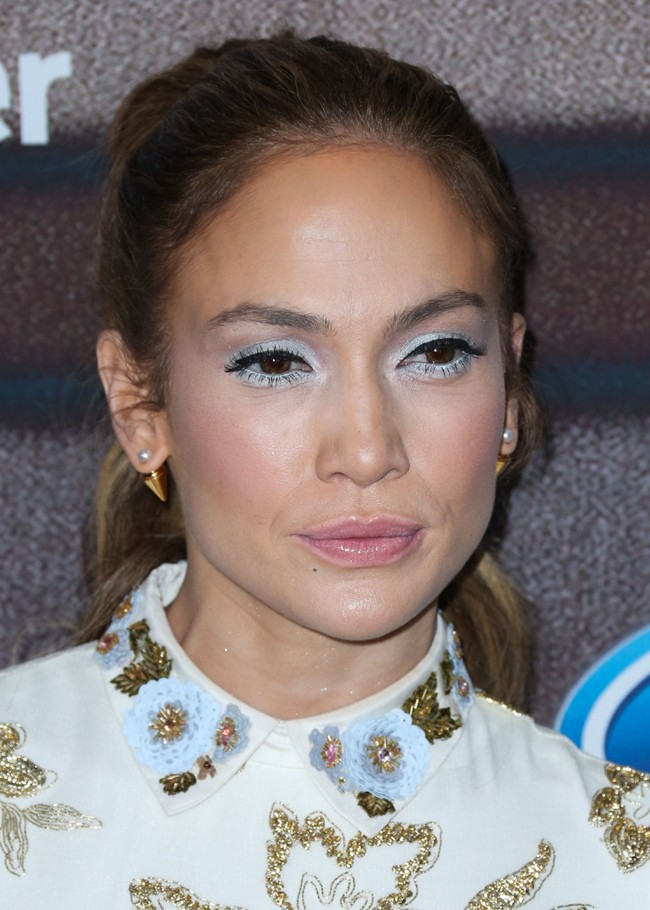 Jennifer Lopez à Los Angeles le 11 mars 2015