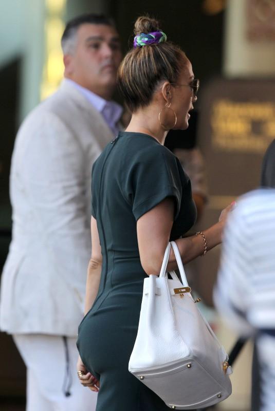 Jennifer Lopez à Boston, le 4 septembre 2013.