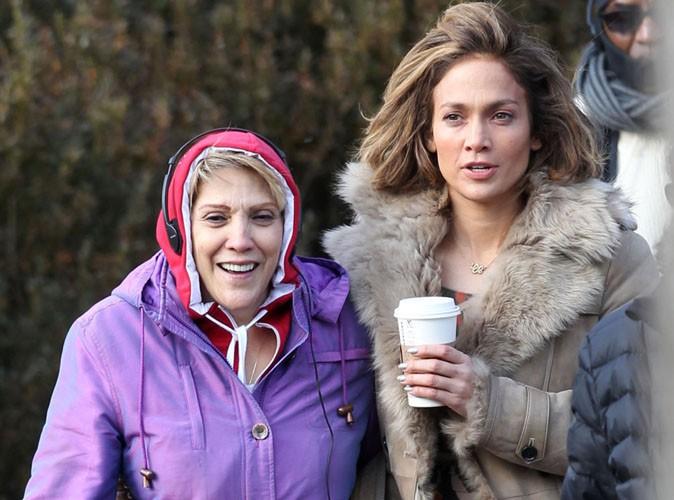 Jennifer Lopez : elle peut compter sur le soutien de sa maman sur le tournage de son nouveau film !