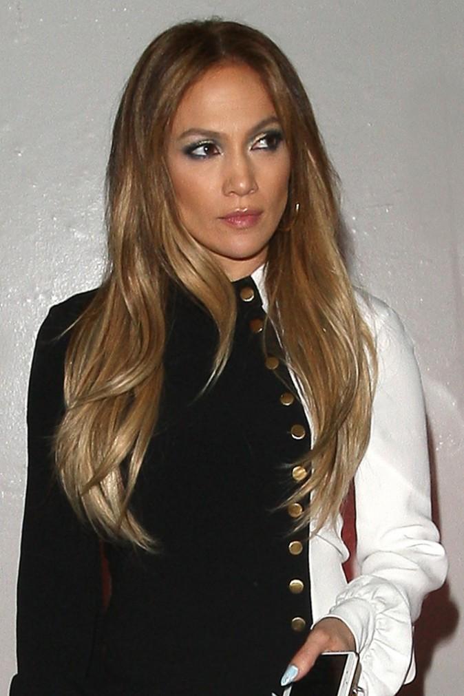 Jennifer Lopez le 18 mars 2015