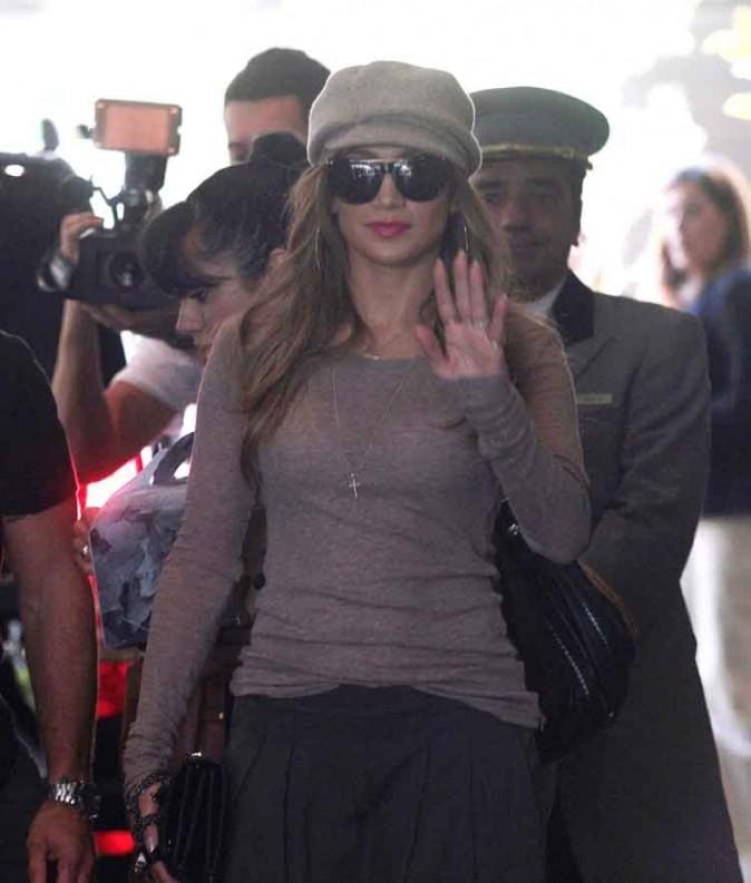 Jennifer Lopez à Lisbonne à 4 octobre 2012