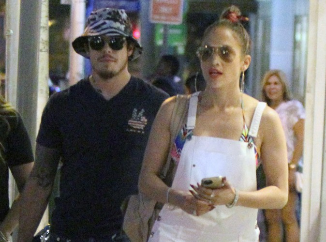 Photos : Jennifer Lopez et Casper Smart de nouveau inséparables !
