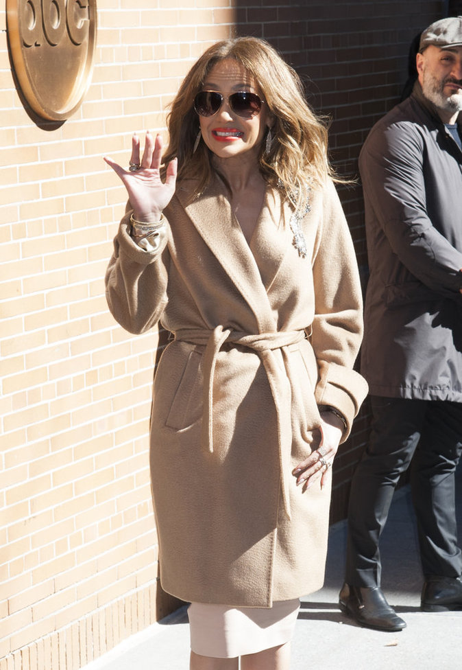 "Photos : Jennifer Lopez : ""Je me bonifie avec le temps"" !"