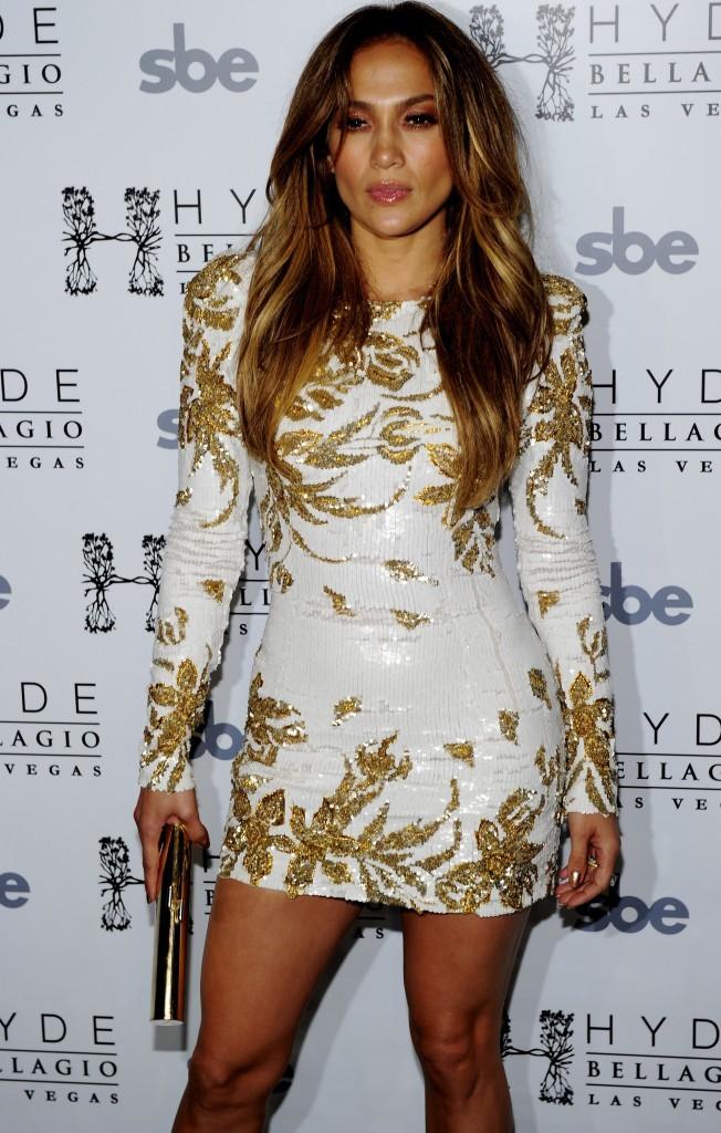 Jennifer Lopez offre un mini concert privé !