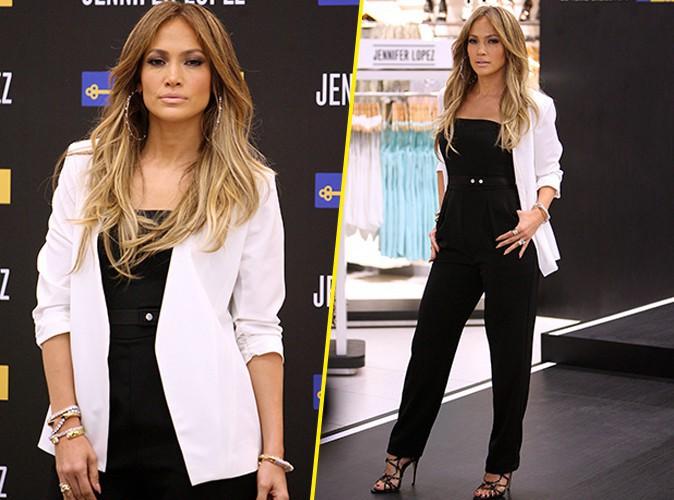 Jennifer Lopez : la bombe latine donne tout pour sa nouvelle collection !