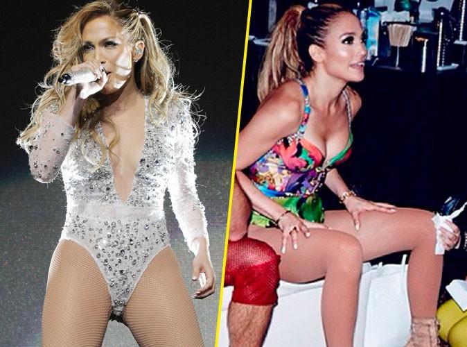Jennifer Lopez : même blessée, la bomba latina enchaîne ses shows avec le sourire !