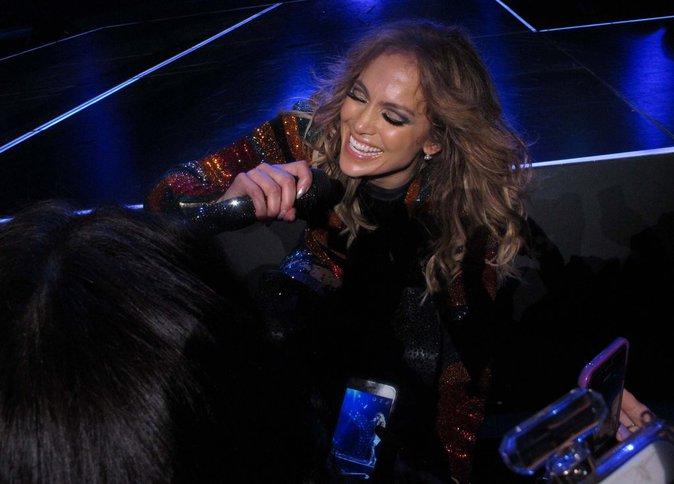 Photos : Jennifer Lopez met Las Vegas à ses pieds