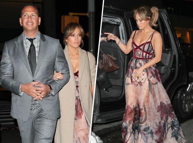 Jennifer Lopez : nouveau look de déesse pour un rencard avec Alex Rodriguez !