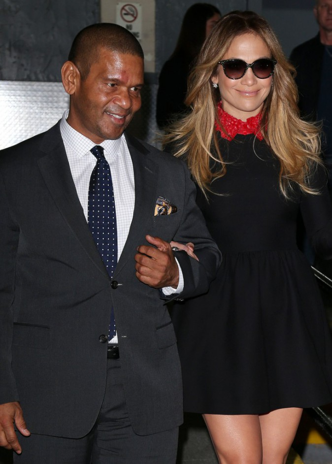 Jennifer Lopez le 4 novembre 2014