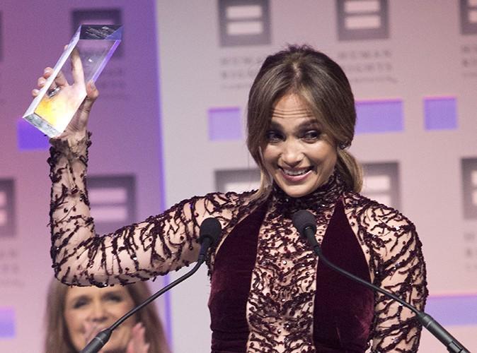 Jennifer Lopez à Washington le 5 octobre 2013