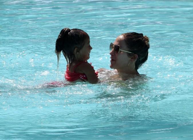 J.Lo et sa fille