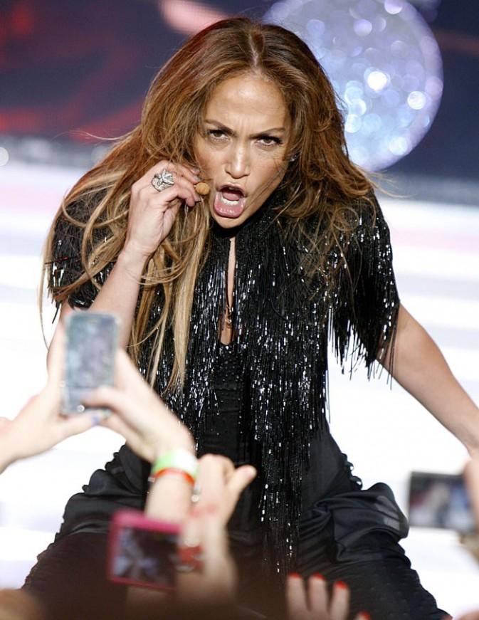 Entre Jennifer Lopez...