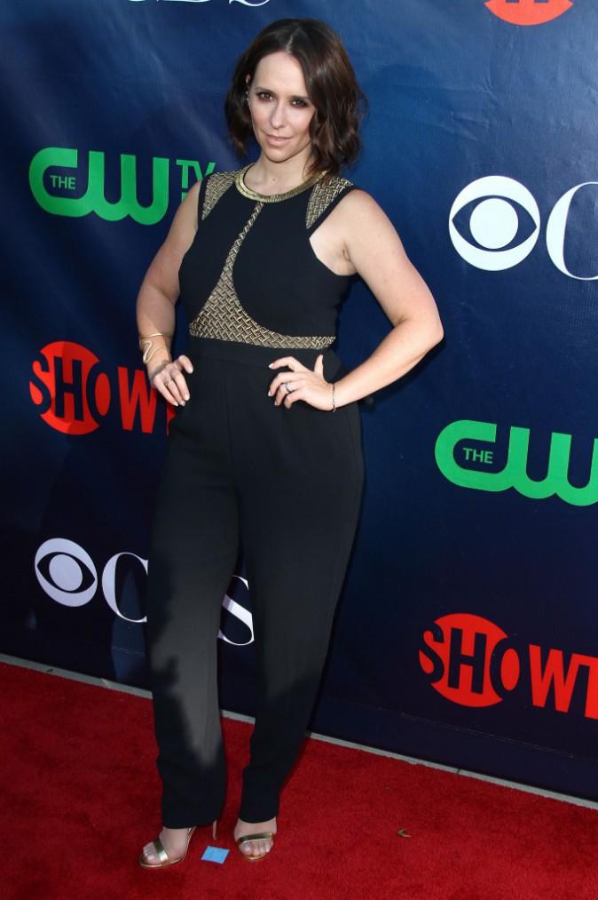 Photos : Jennifer Love Hewitt : elle affiche enfin sa nouvelle coupe au carré sur tapis rouge !