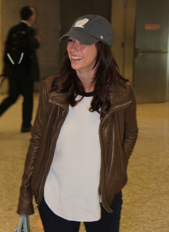 Jennifer Love-Hewitt en mode no make-up