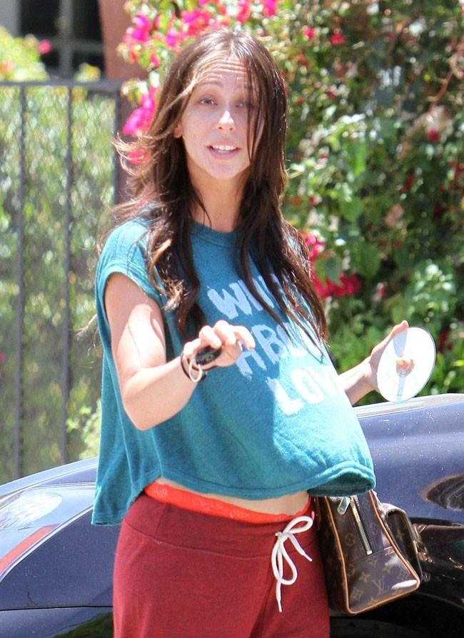 Jennifer Love Hewitt le 7 juin 2012 à Los Angeles