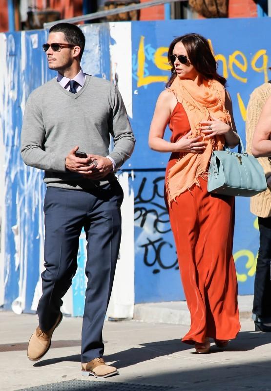 Jennifer Love Hewitt, New York, 27 avril 2013.