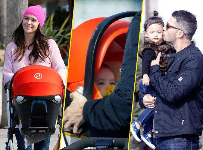 Jennifer Love Hewitt en compagnie de son mari et ses enfants