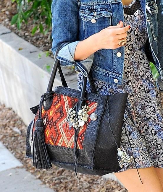 Jessica Alba, Los Angeles, 30 mai 2013