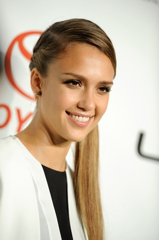 Jessica Alba aux Environmental Media Awards 2012 le 29 septembre 2012
