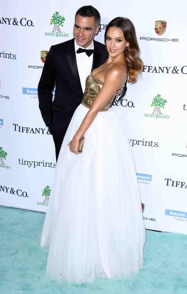 Jessica Alba et Cash Warren : couple resplendissant pour la cause des enfants !