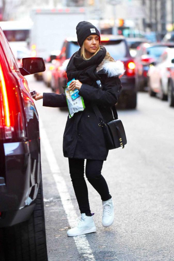 """Jessica Alba : """"être une business woman est trop stressant"""" !"""