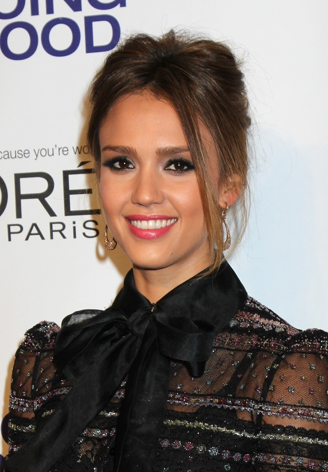 Jessica Alba le 12 septembre 2012 à New York