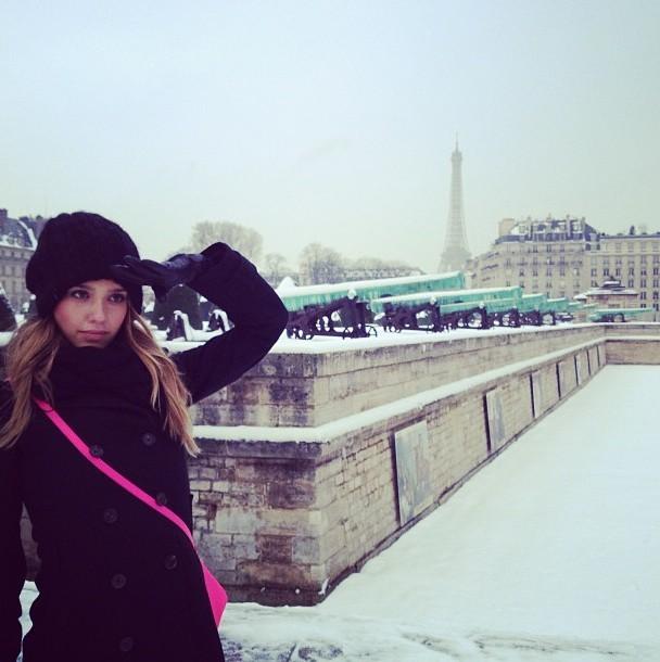 Jessica Alba : la gastronomie française, elle en est folle !