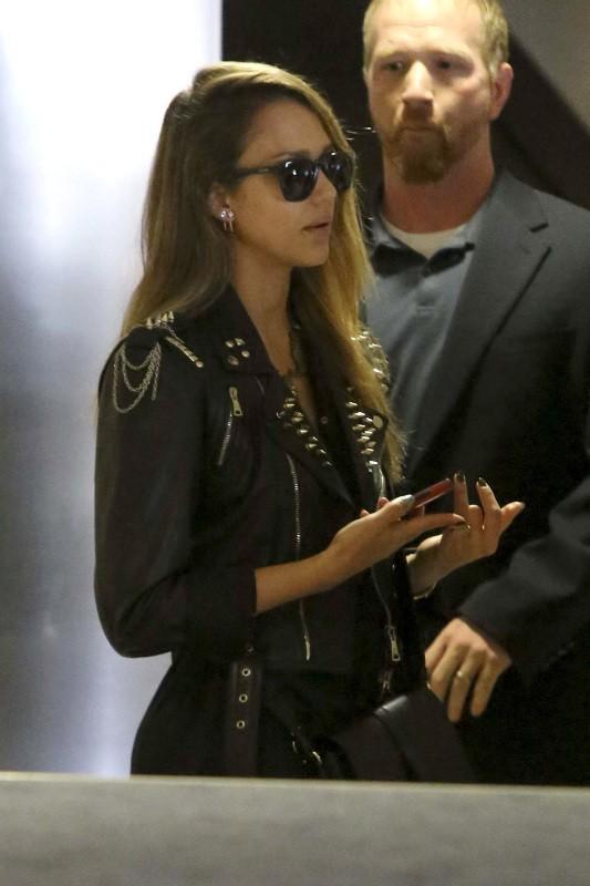 Jessica Alba, Los Angeles, 10 mai 2013.