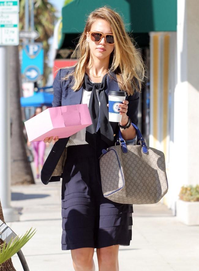 Jessica Alba le 4 septembre 2012 à Los Angeles