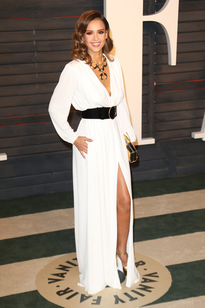 Jessica Alba, toujours aussi belle