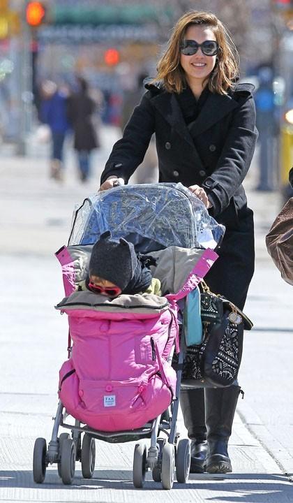Et si la petite famille déménageait à New York?