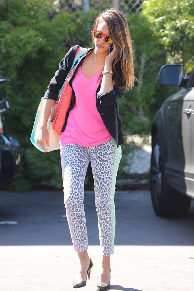 Jessica Alba le 26 juin 2012 à Los Angeles