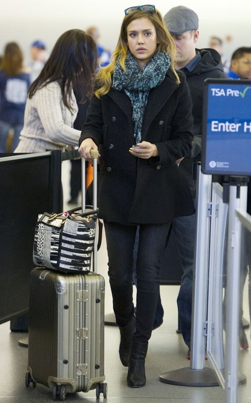 Jessica Alba quitte New York !