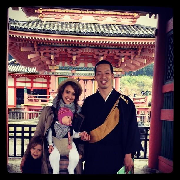 Visite du temple