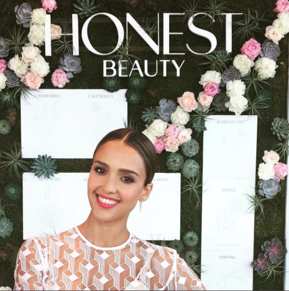 Jessica Alba à New York le 9 septembre 2015
