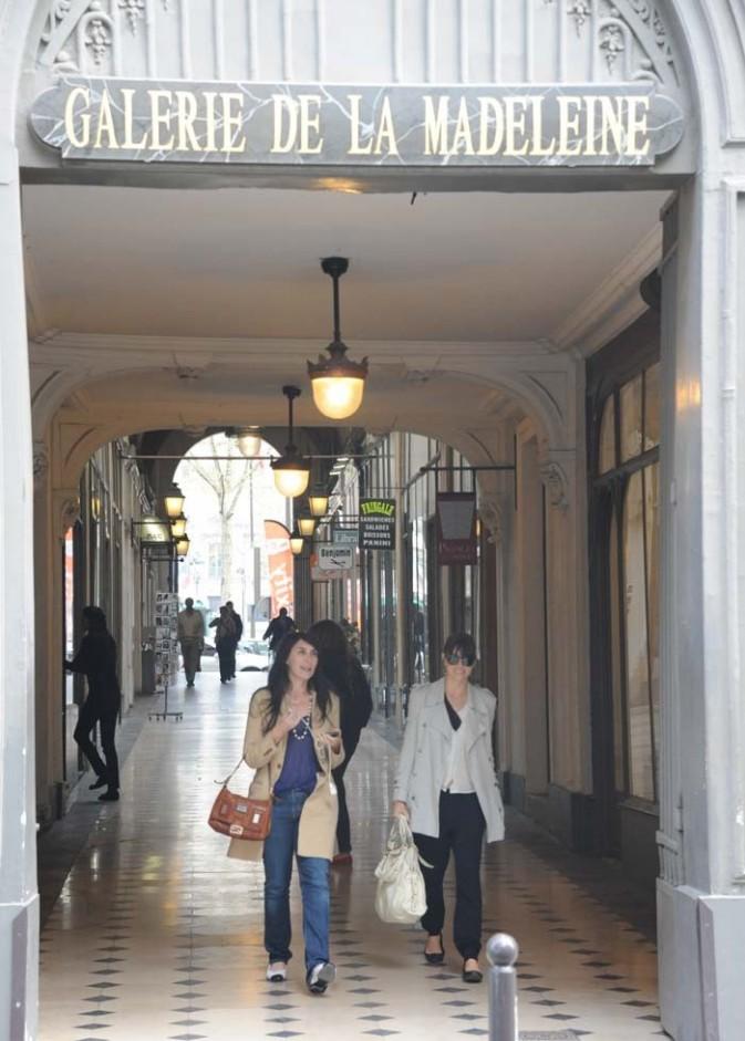 Jessica Biel à Paris pour faire un peu de shopping
