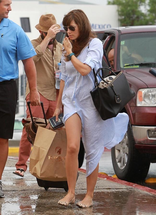 Jessica Biel le 3 septembre 2012 à Cabo San Lucas, au Mexique