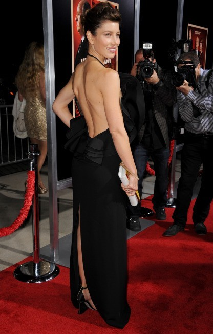 Jessica Biel le 20 novembre 2012 à Los Angeles