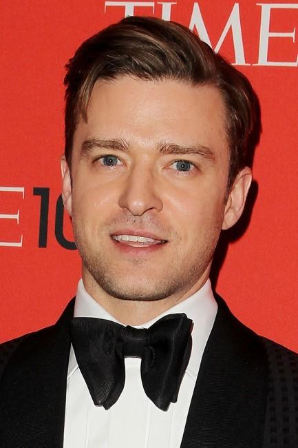 """Justin Timberlake lors de la soirée """"2013 Time 100 Gala"""" à New York, le 23 avril 2013."""