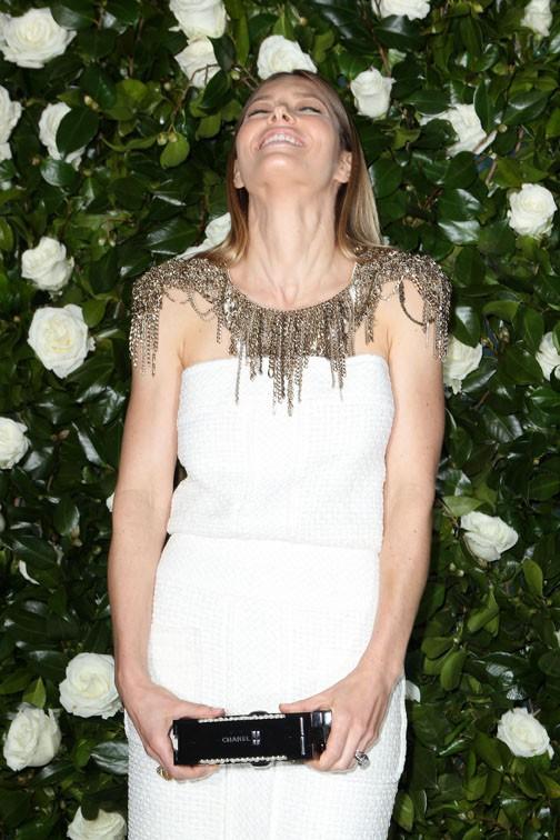 Jessica Biel au Museum of Modern Art de New-York le 5 novembre 2013