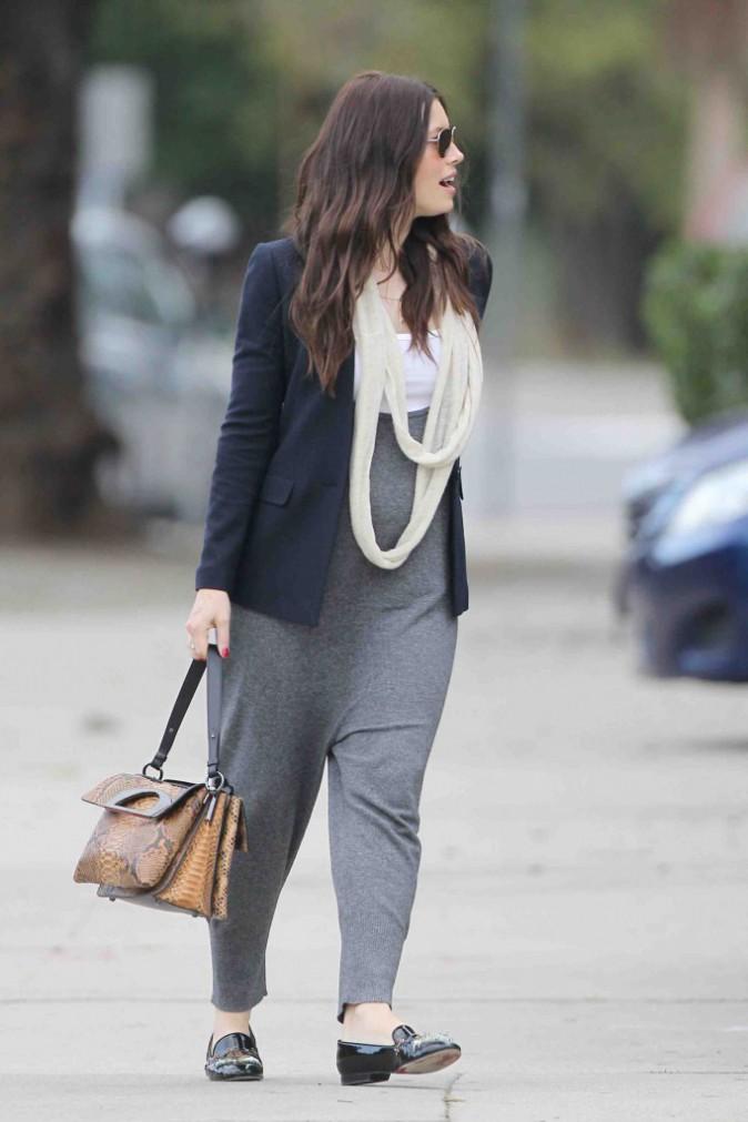 Jessica Biel : tiens tiens, bizarre ce changement de look, non ?