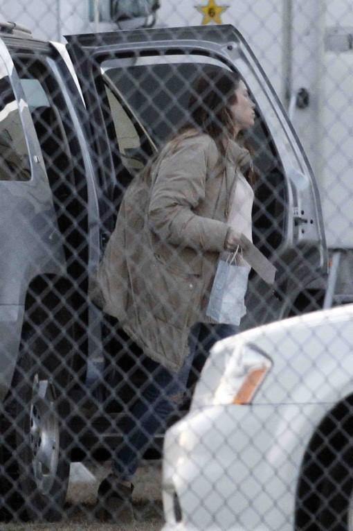 Jessica Biel à la Nouvelle-Orléans le 3 mars 2015