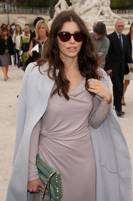 Le look d'une first lady ?