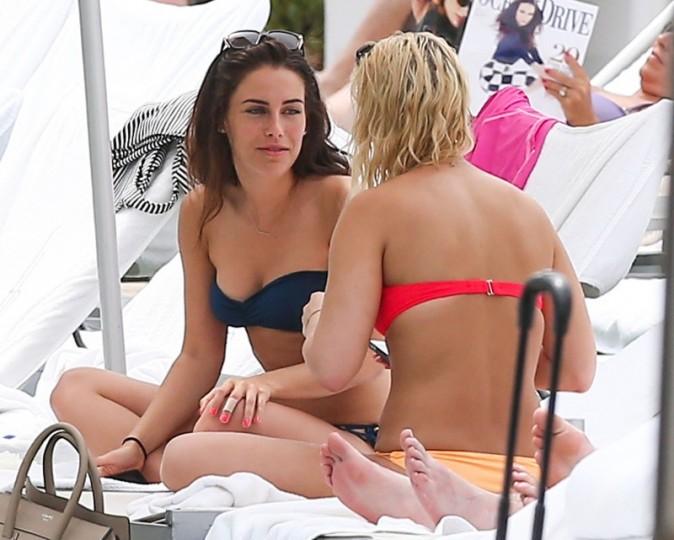 Jessica Lowndes joue les naïades à Miami