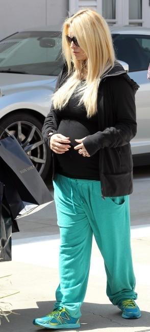 Jessica Simpson à Beverly Hills, le 27 mars 2013.