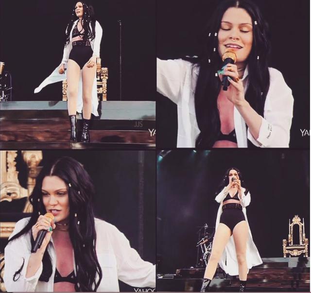 Jessie J : Après 2 opérations et un état de santé préoccupant, elle remonte sur scène !
